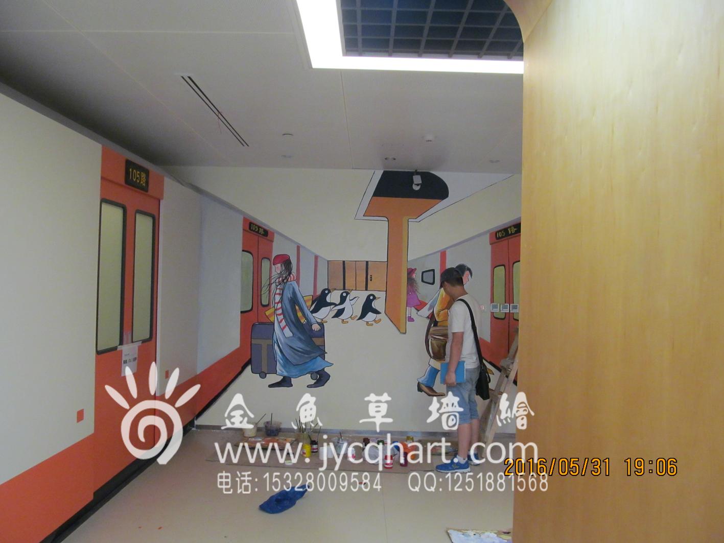 人体彩绘,3d立体画),(含家居电视墙,儿童房,餐厅,卧室等),工装手绘墙
